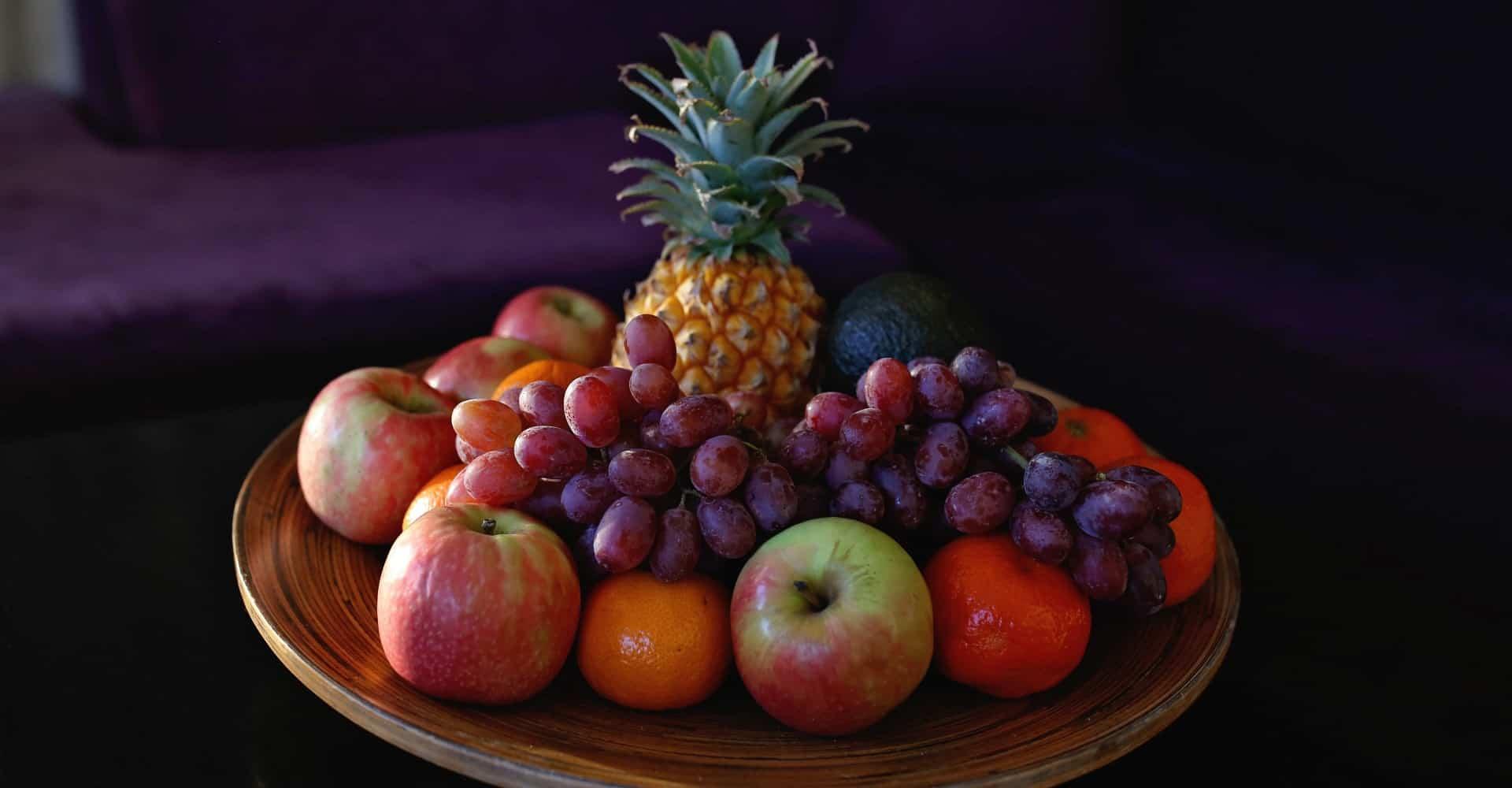 Da Heim Guesthouse Obstkorb zur Begrüßung