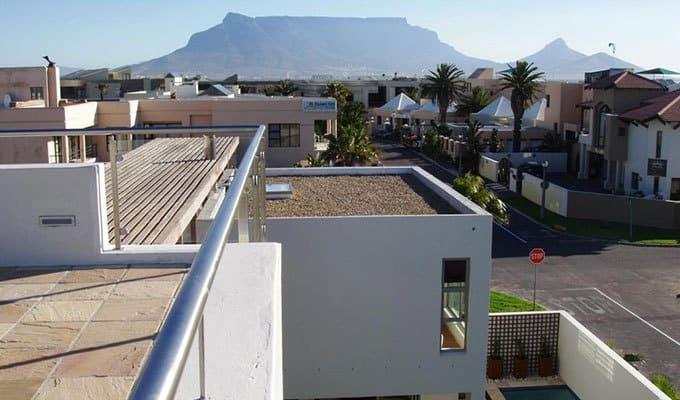 da Heim Guesthouse Kapstadt Dachterrasse da House