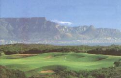 Kapstadt Golf Platz