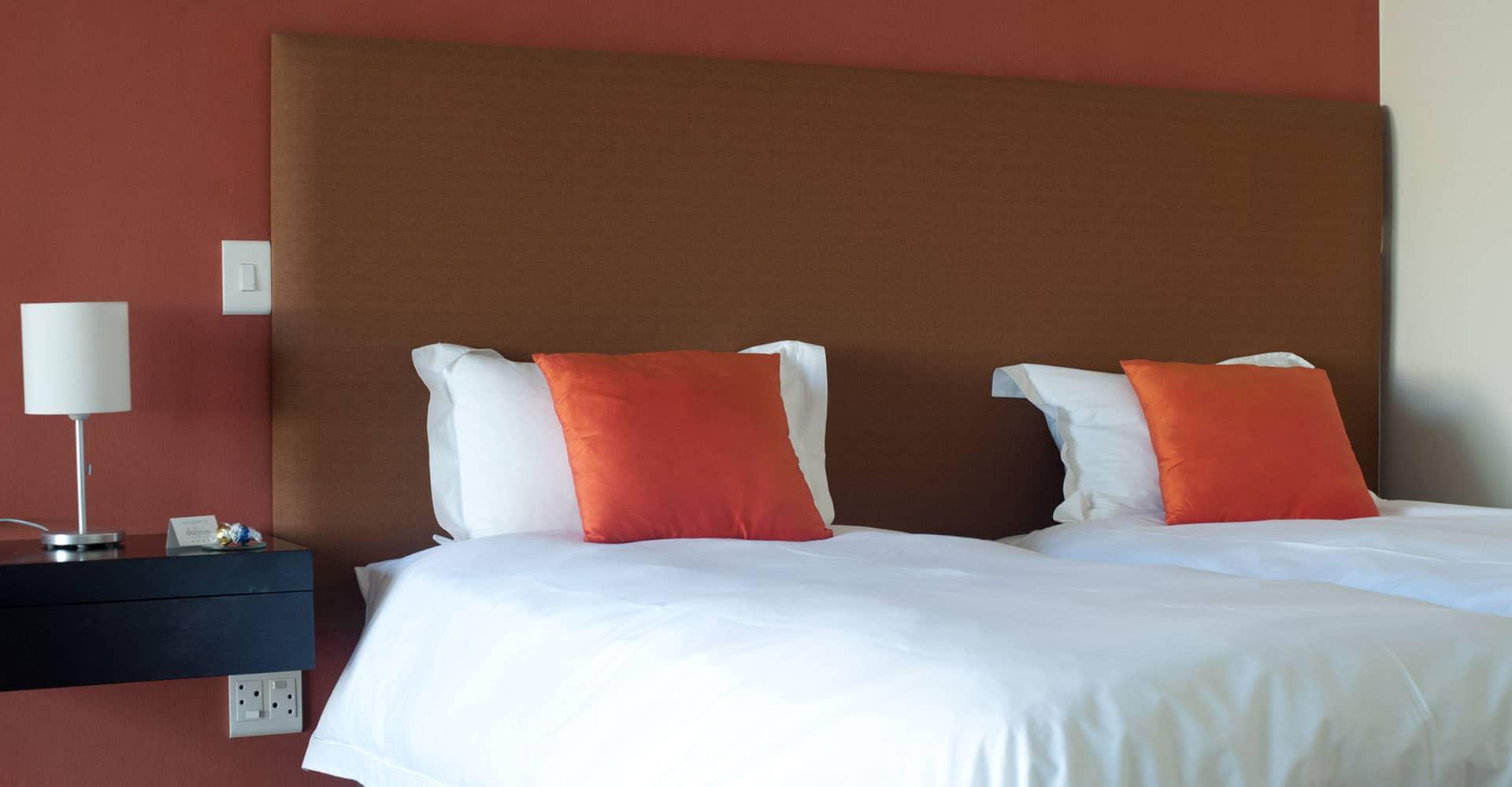da Heim Guesthouse Kapstadt Schlafbereich