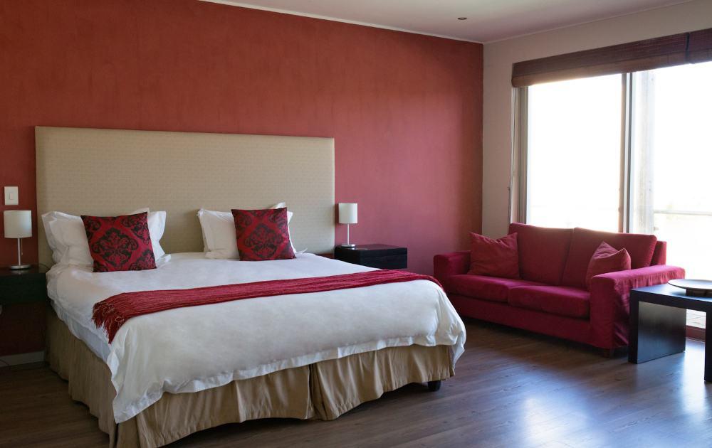 Das Appartement mit Bett und Sofa - bed and sofa in apartment